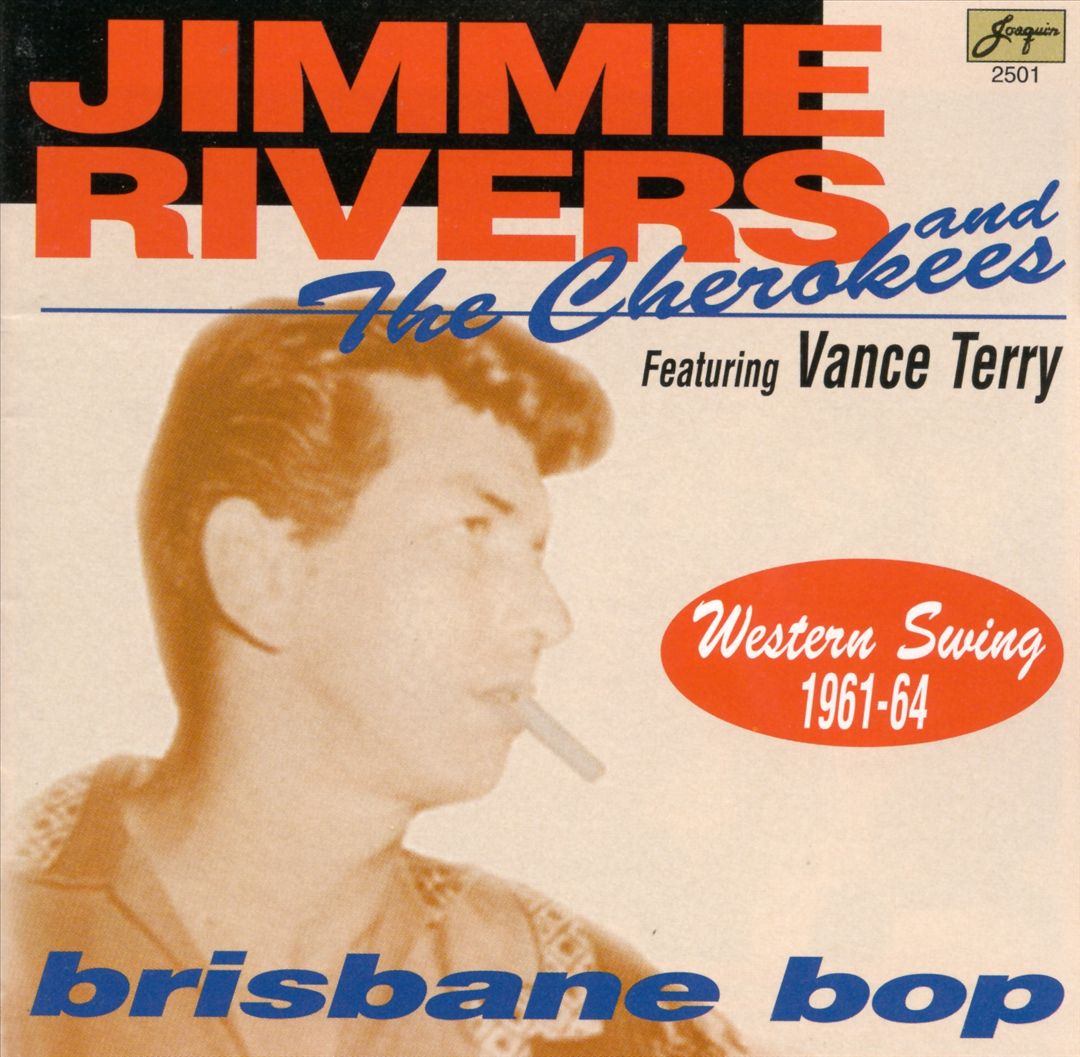 Jimmie Rivers & The Cherokees - Brisbane Bop (1961-64)